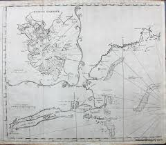 Map Of Boston Harbor by Antique Maps And Charts U2013 Original Vintage Rare Historical