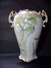 Nippon Hand Painted Vase Hand Painted Nippon Ebay