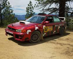 subaru sti rally car 2000 subaru impreza rsti open class rally car 18 000