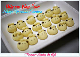 verance u0027s kitchen u0026 life chinese new year cookies sheep german