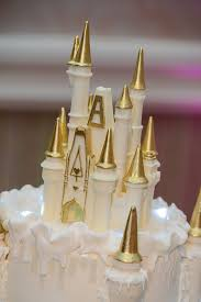wedding cake wednesday wintertime at cinderella castle disney