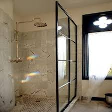 bathroom partition ideas bathroom glass partition design ideas