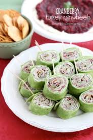 cranberry turkey pinwheels dessert now dinner later