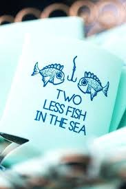 cheap wedding favor ideas unique wedding favors fish wedding favor ideas