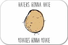 Funny Halloween Poems For Adults Top 10 Reasons Why I Am A Real Life Potato