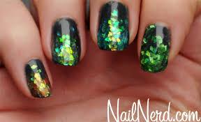 nail nerd nail art for nerds glitter storm nails