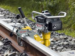 tools and machines for track construction and maintenance