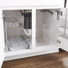the kitchen sink cabinet organization how to organize your sink storage step by step