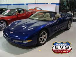 2004 corvette convertible for sale rick corvette conti archive 2004 commemorative