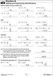 algebra 1 practice worksheets worksheets