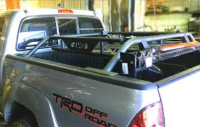 Truck Bed Bars Avid Tacoma Bed Rail System Bed Options Avid Products Avid Armor