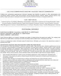 sle administrative assistant resume resume admin assistant sales assistant lewesmr