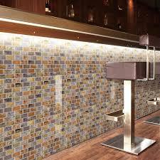 adhesive backsplash tiles for kitchen kitchen art3d 12 x peel and stick backsplash tiles for kitchen