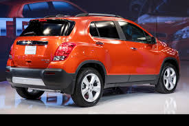 jeep chevrolet gm doubles down on jeep renegade and nissan juke with chevrolet trax