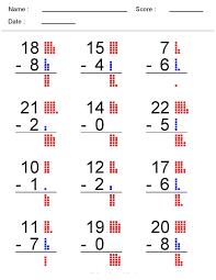 Number Line Subtraction Worksheets Images About Worksheetshw On Pinterest Worksheets For Kids