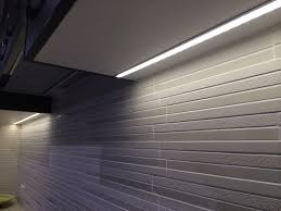 led ceiling strip lights lights plus shepparton projects