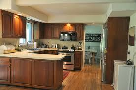 u shaped kitchen designs with peninsula 13311