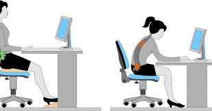 posture au bureau posture au bureau vs les douleurs aux épaules