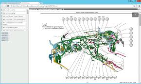 lexus is250 navigation wiring diagram with schematic pictures