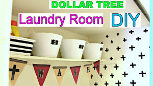 Decorating Ideas For Laundry Room by Dollar Tree Laundry Room Diy Apartment Decorating Ideas