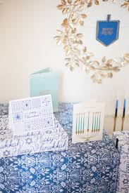 hannukkah decorations modern hanukkah decorations for the modern and