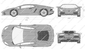 lamborghini sketch side view surface modeling of body panels lamborghini aventador seelio