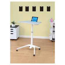 Standing Writing Desk by Standing Desk Light Silver Studio Designs Target