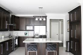 black brown kitchen cabinets dark maple kitchen cabinets