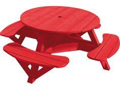 plastic convertible bench picnic table outdoor polly products econo mizer hexagon recycled plastic picnic