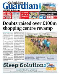 17 august 2017 oxfordshire guardian city by taylor newspapers issuu