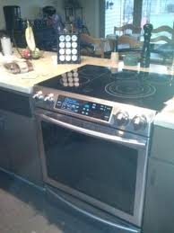 Clean Electric Cooktop Best 25 Double Oven Electric Range Ideas On Pinterest Double