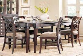 brilliant 6 dining room chairs round dining room set for 6 home