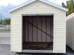 Overhead Shed Doors Garden Home Plans Storage Shed Roll Up Door