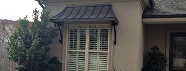 Metal Awnings For Home Windows Metal Window Awnings The Concave Gallery Metal Awnings Projects