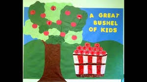 creative fall bulletin board decor ideas for preschool youtube