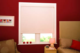Red Blackout Blind Horizon Blinds And Shutters Blackout Blinds
