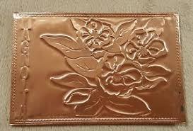 kopper kard postcards vintage kopper kard copper postcard magnolia flower ebay