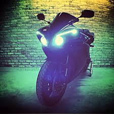 Motorcycle Led Strip Lights by Side Emitting Led Strips Mysportbikemods