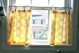 ideas for kitchen curtains 20 no sew curtains ideas inhabit blog