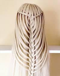 Frisuren F Lange Haare Zopf by Schöne Haarfrisuren Für Jeden Anlass