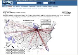 Migration Map Infographic Of The Day U2013 Forbes Migration Map Blogging Blue