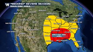 New Orleans Weather Map by Say U0027so Long U0027 U2013 Summer U0027s Fading Fast Weathernation