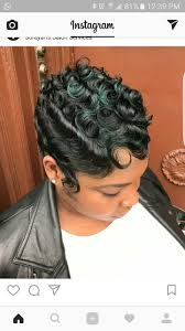 pixie hair cuts on wetset hair 569 best finger wave hairstyle images on pinterest pixie