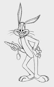 coloring pages bugs bunny coloring pages free and printable