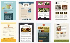 email marketing templates marketing template email