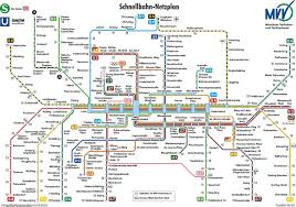 Sc Metro Map by Maps Update 1200942 Munich Tourist Attractions Map U2013 16 Toprated