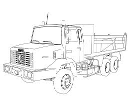 truck coloring pages wecoloringpage