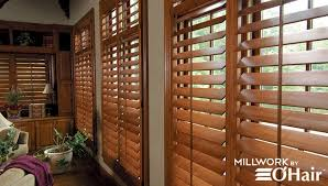 Shutters For Interior Windows Custom Wood Plantation Shutters U0026 Interior Window Shutters In