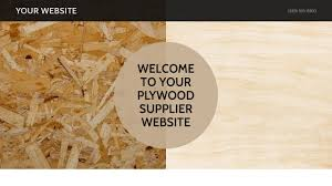Plywood by Plywood Supplier Website Templates Godaddy