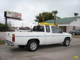 nissan truck white 1996 cloud white nissan hardbody truck xe extended cab 26258786